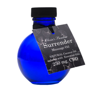 CBD Massage Oil-Surrender